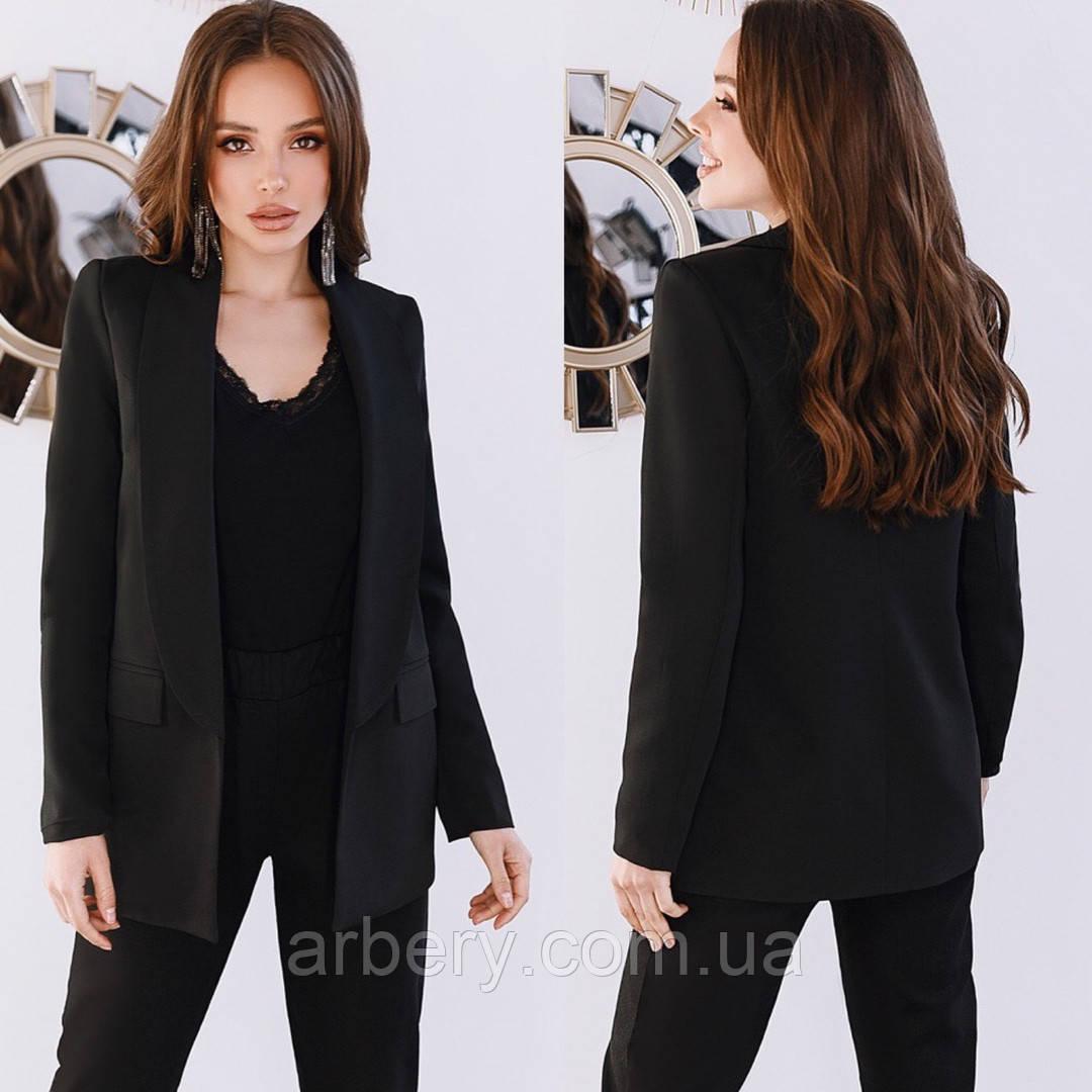 Женский классический стильный пиджак Турция