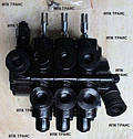 Распределитель гидравлики на погрузчик HC CPC(Q)D 20/25/30/35 N163-611200-001 / N163611200001, фото 2