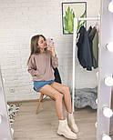 Женское стильное худи с карманами (в расцветках), фото 7