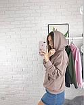 Женское стильное худи с карманами (в расцветках), фото 10