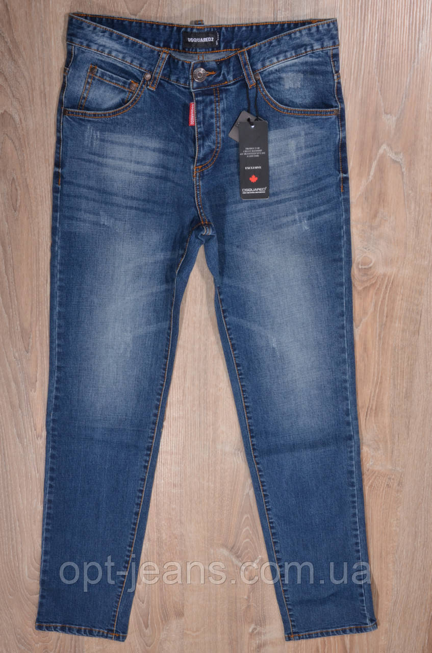 DSQ мужские джинсы (30-38/7ед.) Осень 2019