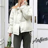 Женская модная матовая куртка