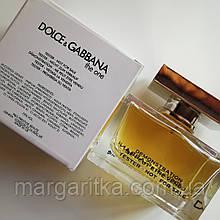 Dolce & Gabbana The One 75 мл TESTER женский Копия Дольче габбана
