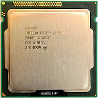 Процессор Intel Core i5-2500 D2 SR00T 3.3GHz 6M Cache Socket 1155 Б/У, фото 1