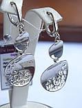 Новинка! Стильные Серебряные  серьги, фото 7