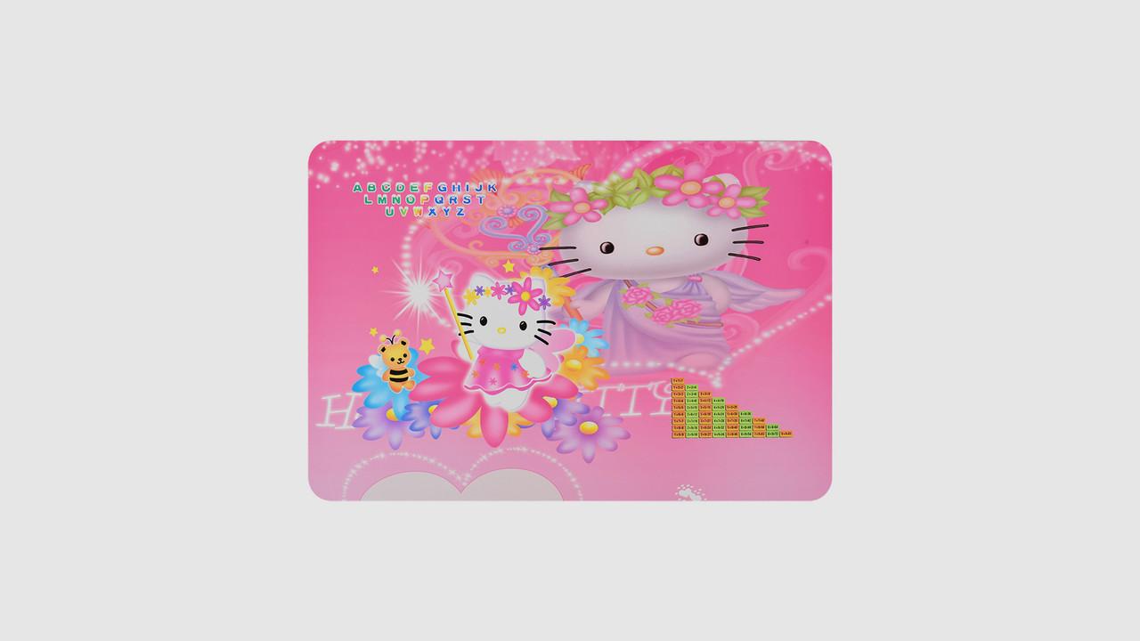 Столик и стульчик.A19-HK.Складные.Розовый.Hello Kitty