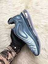 Женские кроссовки Nike Air Max 720 Carbon Grey, фото 3