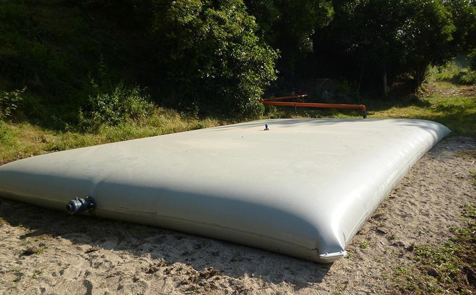 Гибкие резервуары для воды, мягкие емкости 5000 л.