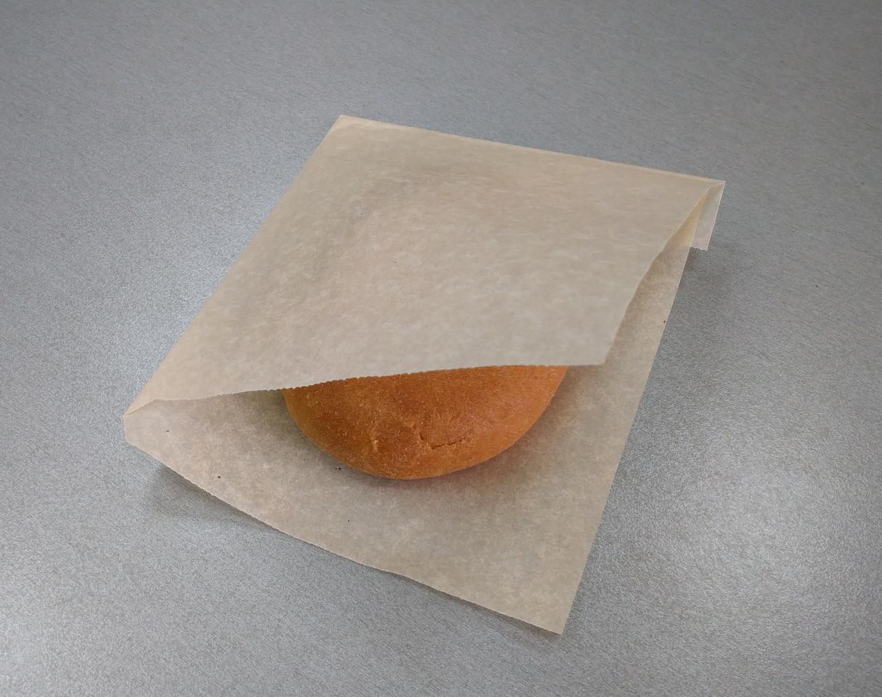 Жиростойкий уголок для гамбургера 150х130х0мм