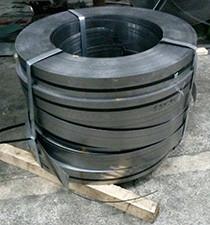 Лента  сталь 65Г (каленая)