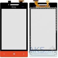 Сенсор (тачскрин) для HTC 8S A620e Windows Phone Original Red