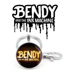 Брелок Бенди и Чернильная Машина / Bendy and the Ink Machine