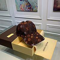 Кепка женская брендовая Louis Vuitton