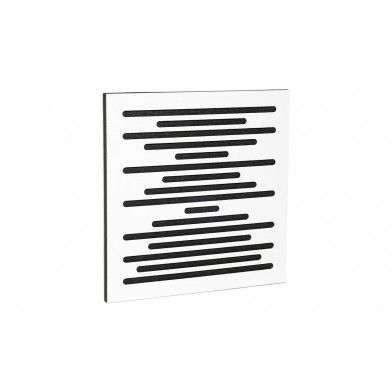 Акустическая панель Ecosound EcoWave White 50х50см 33мм цвет белый