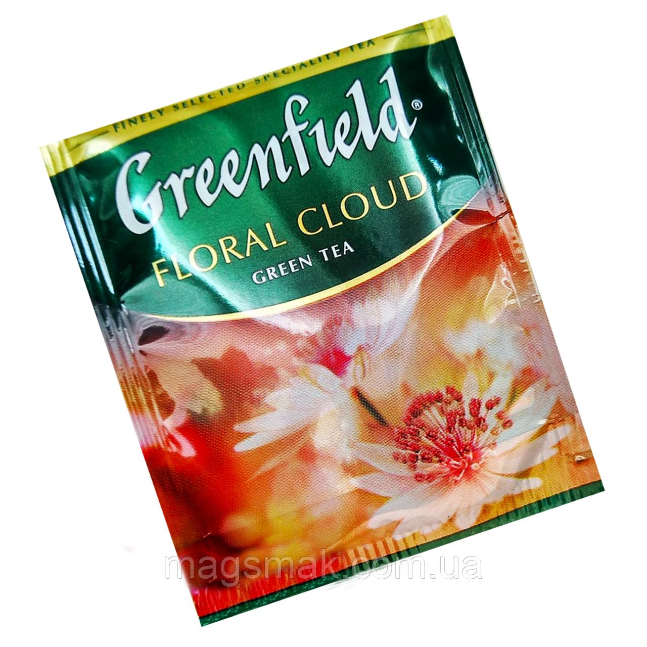 Чай пакетированный Greenfield Floral Cloud, 100 пакетов (HoReCa)
