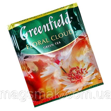 Чай пакетированный Greenfield Floral Cloud, 100 пакетов (HoReCa), фото 2