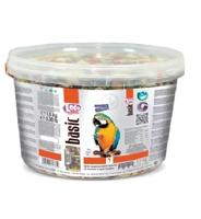 Корм Lolopets для больших попугаев, 1,5кг