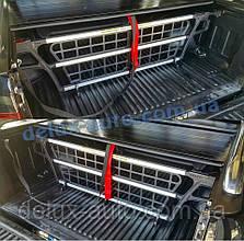 Делитель кузова для Фольксваген Амарок с 2016 Разделитель груза для Volkswagen Amarok 2016+ Делитель в кузов
