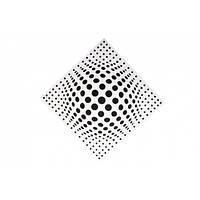 Акустическая панель Ecosound Lens White 50х50см 33мм цвет белый, фото 1