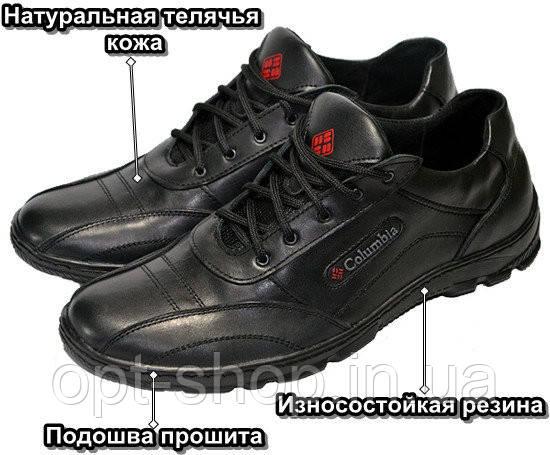 Мужские кожаные туфли купить