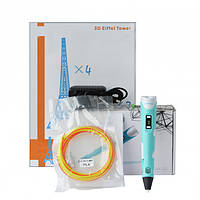 3D-ручка Dewang X2 Blue