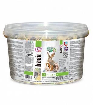 Корм Lolopets для грызунов овощной коктейль 1,4 кг
