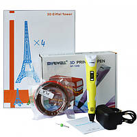 3D-ручка MyRiwell 2 RP100B Yellow