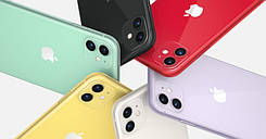 iPhone 11 и IOS 13 Welcom