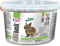 Lolopets полнорационный корм для дегу, 2 кг