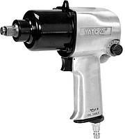 Пневматический ударный гайковерт-ключ 1/2 YATO YT 09525 850 Нм.