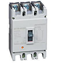 Автоматический выключатель типа АF , 3P, 25kA , 250A Schrack