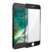 Захисне скло iPhone 6/6S Plus Black 5D