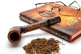 Курительная трубка деревянная KAF221 Canadian с гравировкой