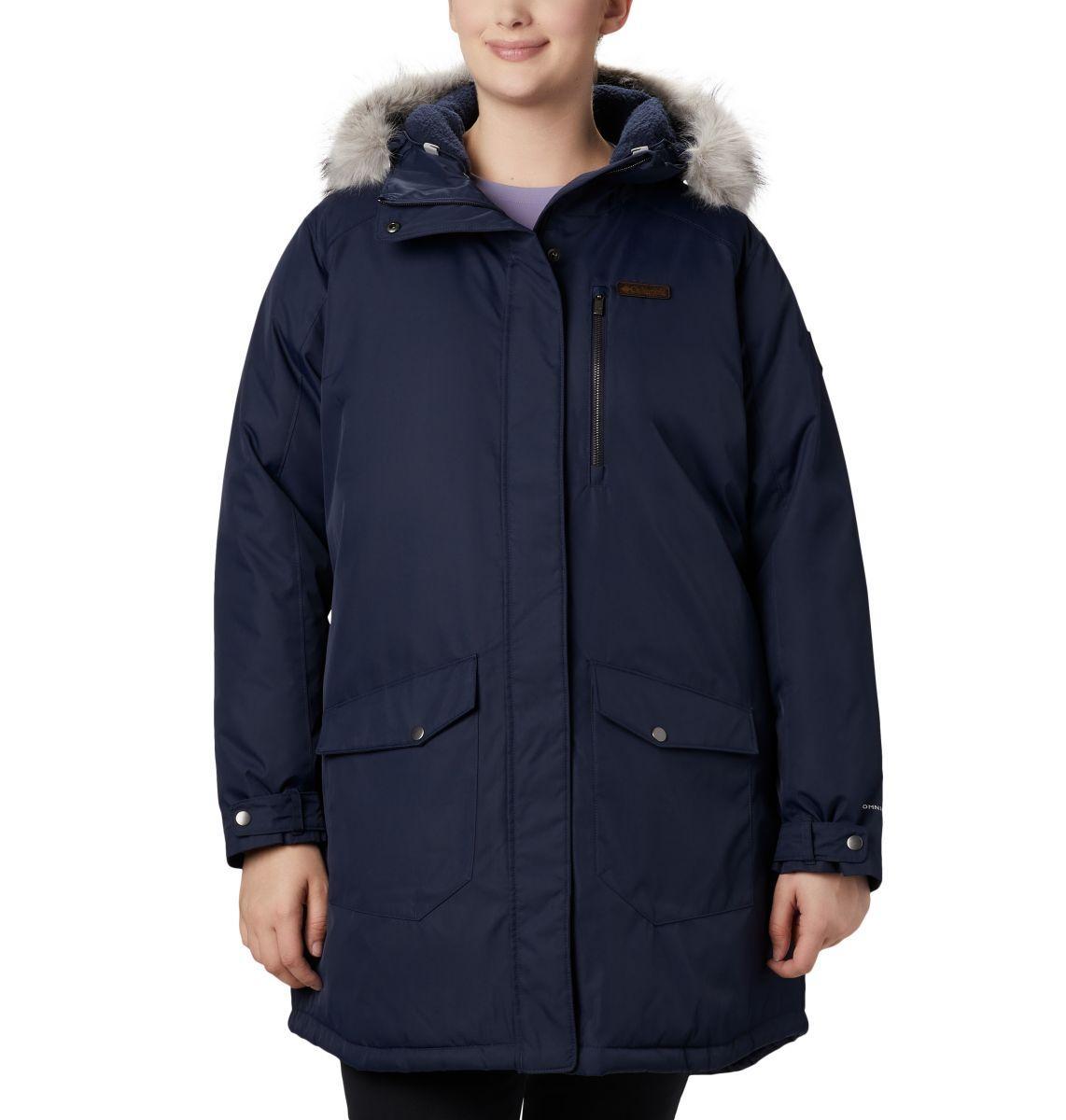 Женская куртка Columbia Suttle Mountain Long Insulated Jacket