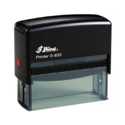 Оснастка Shiny S-833 для штампа 25x82 мм, фото 2