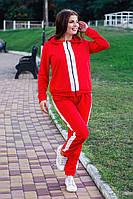 Неординарный женский костюм размер батал, фото 1