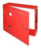Шкаф пожарный (с одной кассетой) 900х700х230