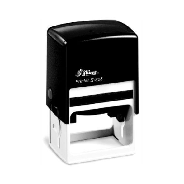 Оснастка Shiny S-828 для штампа 33x56 мм