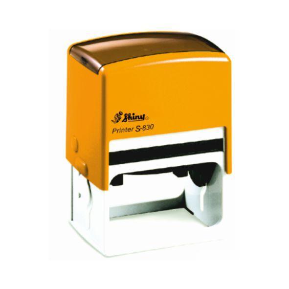 Оснастка Shiny S-830 для штампа 38x75 мм