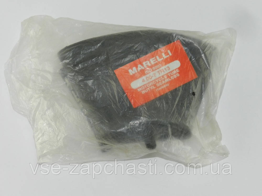 Камера 4,00-7 MARELLI бутиловая (тайвань)