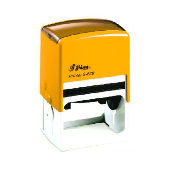 Оснастка Shiny S-829 для штампа 40x64 мм