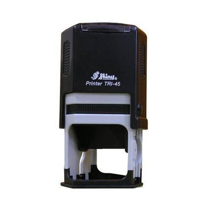 Оснастка Shiny TRI-45 для трикутного штампа 45x45x45 мм, фото 2