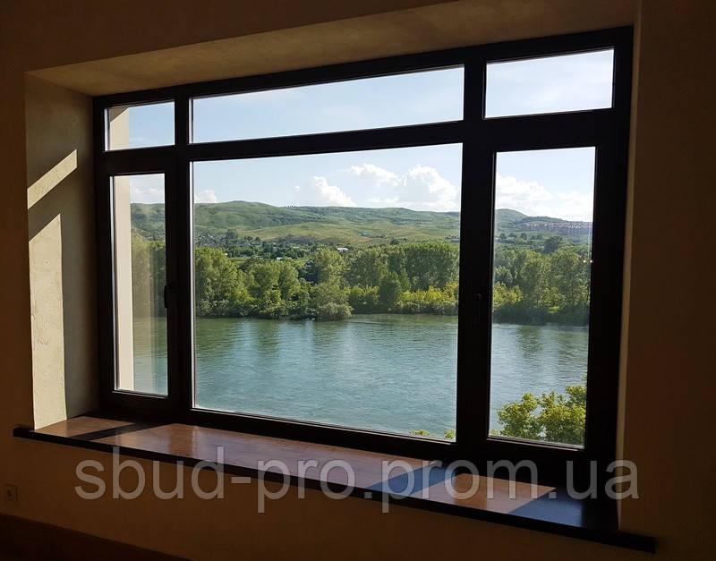 Окна металлопластиковые Rehau - фото 2