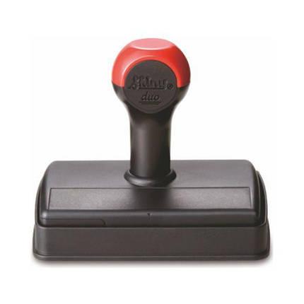 Оснастка Shiny DUO M-60100 ручная для штампа 60х100 мм, фото 2