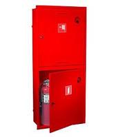 Шафа пожежна (з одного касетою) 1200х600х260
