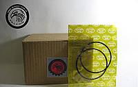Компрессионное поршневое кольцо, Ø 43 х 1,2 мм для бензопил 4500, Shindaiwa 488, PS 45 , комплект - 2 шт.