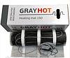 Двужильный нагревательный мат GrayHot (Украина) Шаг 10 см. 20,4 м /10,2 м.кв./1531 Вт