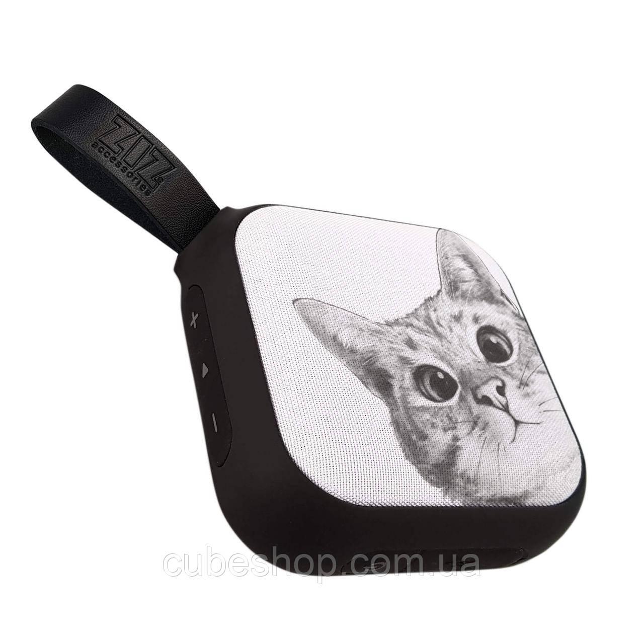 """Портативная Bluetooth колонка """"Эй, кот"""""""
