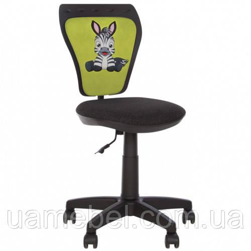 Дитяче комп'ютерне крісло MINISTYLE (МИНИСТАЙЛ) GTS ZEBRA
