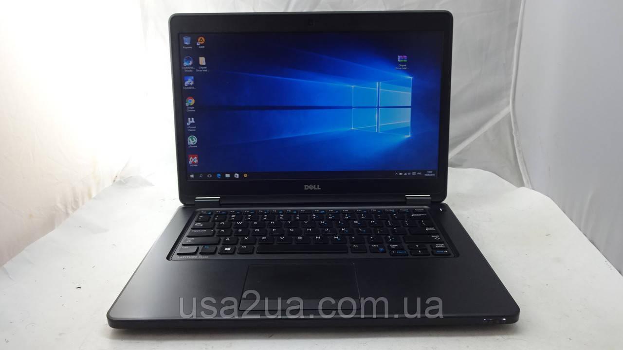 Бизнес Ультрабук Dell Latitude E5450 Core i3 5Gen/8Gb/500Gb/WEB Кредит Гарантия